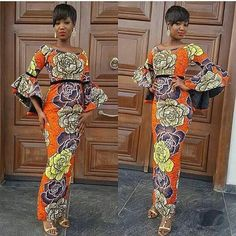 Beautiful and Classical Ankara Styles Just For You - Maboplus.com