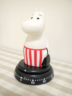 Muumi munakello :) Table Lamp, Cake, Kitchen, Home Decor, Lamp Table, Cooking, Decoration Home, Room Decor, Table Lamps