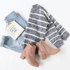 Sweater, sweet!
