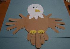 Bird Handprint