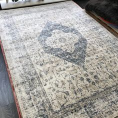 Rug Warehouse, Traditional Rugs, Classic Rugs, Blue Rug, Blue, Oriental Rug, Rugs, Vintage Decor, Area Rugs
