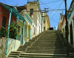 Padre Pico,  Street.Santiago de Cuba, Oriente