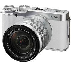 Fujifilm X-A2 White