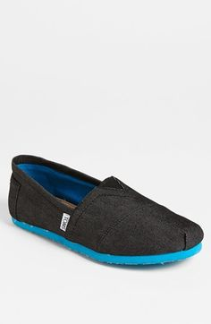 So I really really really want these.  TOMS 'Classic' Denim Slip-On from #nordstrom