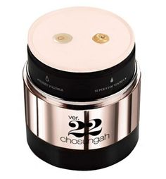 The design of this product allows you to dole out the pigment and the serum separately and blend it to create foundation, meaning you can play with the ratio to customize your coverage. Having a flawless skin week? Use more serum and less pigment. Having a not-flawless skin week? Go heavier on the pigment. Chosungah 22 C&T Blend Luminous Liquid Foundation, $58, sephora.com