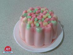 gelatina de bombon facil y rapido