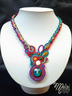 Colorfull Necklace.