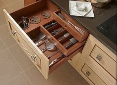 Tansu - asian - kitchen -Quality Custom Cabinetry, Inc offered by Teakwood Builders, Saratoga Springs, NY