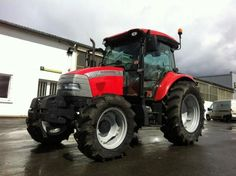 A very stylish McCormick CX 110 #tractor! For other makes of #tractors, please visit our website at http://www.agriaffaires.co.uk/used/1/farm-tractor.html