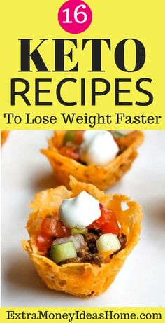 16 Best keto recipes to start a ketogenic diet lifestyle in the New Year. 16 Best low carb ketogenic diet recipes to lose weight faster in the New Year Healthy Low Carb Recipes, Ketogenic Recipes, Ketogenic Diet, Diet Recipes, Keto Breakfast Smoothie, Quick Keto Breakfast, Breakfast Recipes, Dessert Recipes, Keto Friendly Desserts