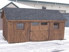 1000 images about garden sheds on pinterest garden for Board and batten shed plans