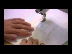 ▶ Shirt Sleeve Placket..How To - YouTube