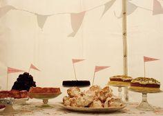 A Help Yourself, Village Fete Wedding in Cornwall: Rosalie & Fergus Wedding Blog, Diy Wedding, Wedding Ideas, Seaside Wedding, Wedding Reception, Village Fete, Pastel Balloons, Holidays In Cornwall, Wedding Planning Inspiration