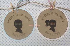Invitaciones personalizadas para una fiesta de Baby Shower