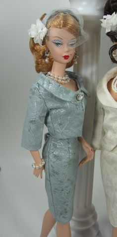 Formal Suits for Silkstone Barbie