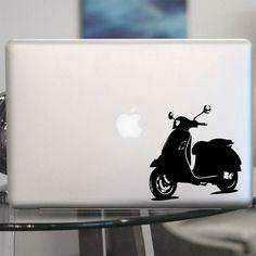 Vespa Decal  Sticker  Car Window  Laptop Wall par urbandecal, $9,95