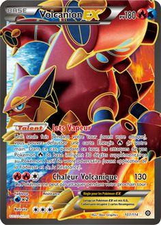 Volcanion-EX                                                                                                                                                                                 Plus