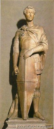 Donatello - San Giorgio  - Firenze, Museo Nazionale del Bargello