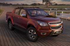 2014 Sao Paulo Auto Show: Chevrolet presents the Colorado S10 High Country Concept   http://www.4wheelsnews.com/2014-sao-paulo-auto-show-chevrolet-presents-the-colorado-s10-high-country-c/  #chevrolet #colorado #highcountry #saopaulomotorshow
