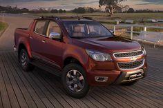 2014 Sao Paulo Auto Show: Chevrolet presents the Colorado S10 High Country Concept   http://www.4wheelsnews.com/2014-sao-paulo-auto-show-chevrolet-presents-the-colorado-s10-high-country-c/  #chevrolet #colorado #highcountry #saopaulomotorshow