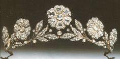 The Royal Order of Sartorial Splendor: Tiara Thursday: The Strathmore Rose