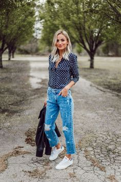 Transitioning Into Spring Weather with Paige Denim | Little Blonde Book A Fashion Blog by Taylor Morgan