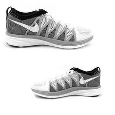 purchase cheap 05a9a ccef2 Nike Flyknit Lunar2 New Flyknit Lunar2 size 5.5 Wolf grey, black, white