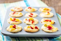 This Mini Breakfast Quiche recipe makes the perfect grab-and-go snack for a quick energy boost or light breakfast.