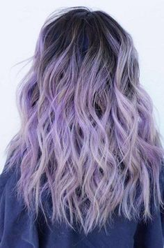 Image result for smokey lilac hair color