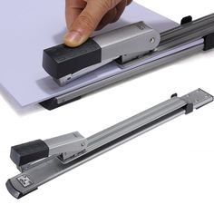 C&C Products 12 Inch Professional Long Arm Stapler 20 Sheets Capacity