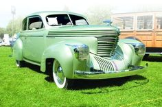 1939 Graham Supercharged Combination Coupe
