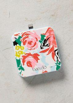 Floribunda Backup iPhone Battery