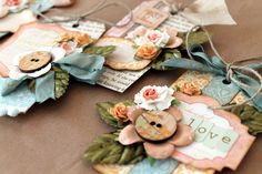 Gorgeous tags!!