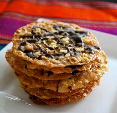 Florentine Cookies | Strawberry Pepper