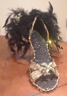 Confessions of a glitter addict: More Saints Shoes!