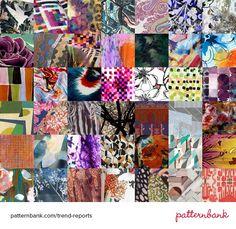 Première Vision & Indigo Autumn/Winter 2015/16 Print Trend Report trend forecasts print pattern