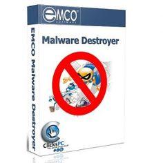EMCO Malware Destroyer 8.2.25.1150 Crack + Key Free Download