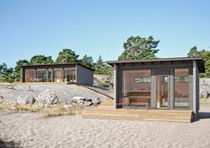Modular Tiny Home Style At Home, Construction, Home Fashion, Tiny House, Mansions, House Styles, Places, Outdoor Decor, Home Decor