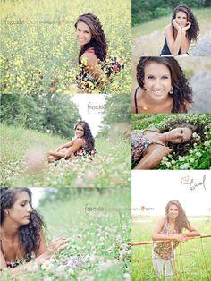 grad photos o my gosh so pretty!!! Love the colors