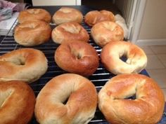 Classic bagel recipe -- worked for me :)