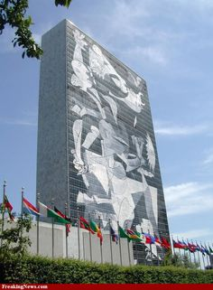United Nations Headquarters   Read More Info