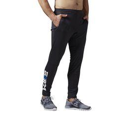 Spodnie treningowe Reebok One Series Knit Trackster M AJ0874