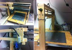 DIY laser cutter 2