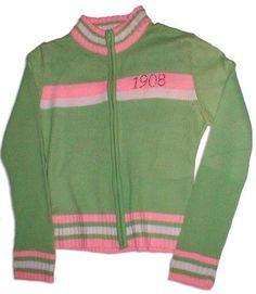 AKA 1908 casual striped sweater