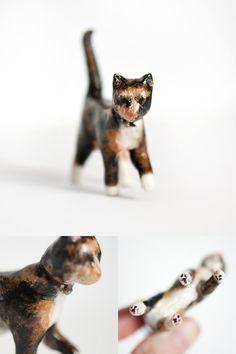 Le Custom Pet Totem - Sculpture of Your Pet by le animalé