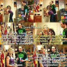 The Big Bang Theory (Réka)