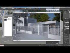 Vray HDRI tutorial in 3ds Max - YouTube