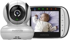 Baby Digital Video Monitor #Motorola