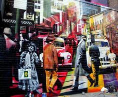 Street art by Eduardo Kobra: from São Paulo, Brazil to NYC's Chelsea