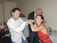 So adorable, Ryan and Belinda! Belinda was so friendly when I met her!